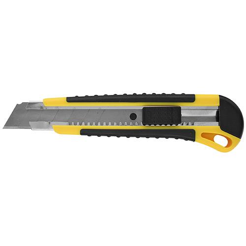 Nôž Strend Pro UK086-25, 25 mm, odlamovací, plastový