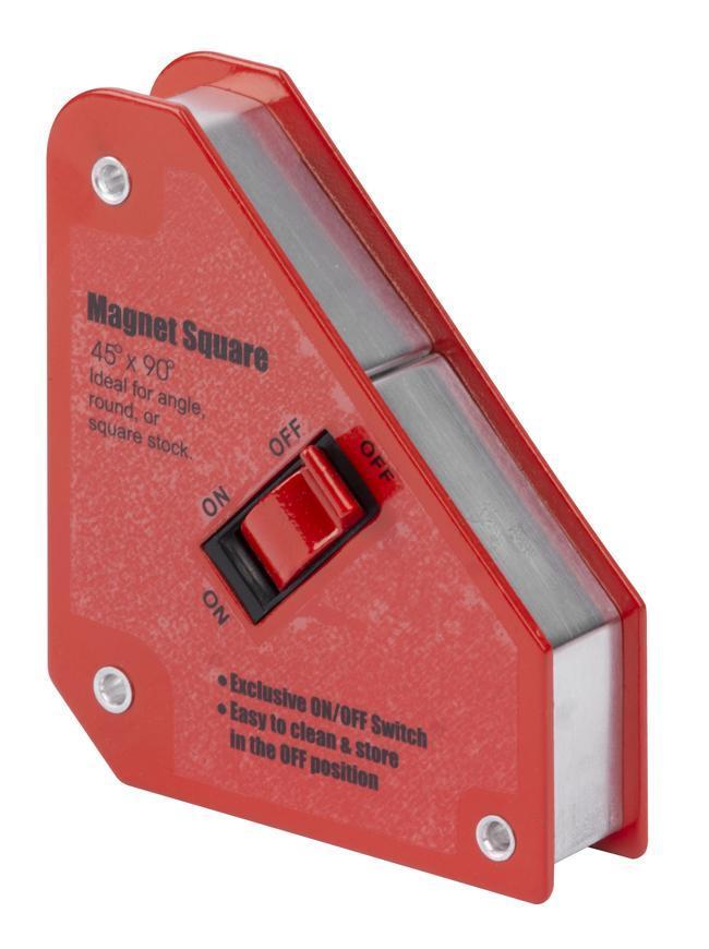 """Držiak Strend Pro QJ6006, uhlový, s vypínačom, 6""""x5-1/8""""x1-1/2"""", 25 kg, ON/OFF"""