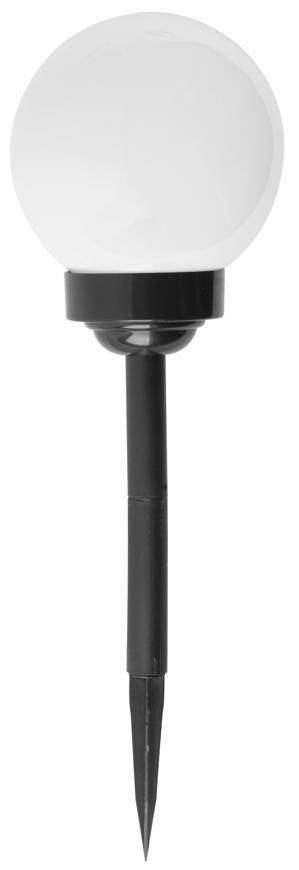 Lampa Solar Birdun, 15 cm, 4 LED, AA