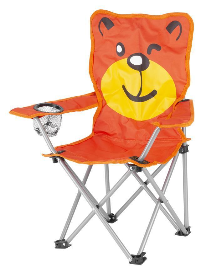 Stolička SOPORTAR, 35x35x56 cm, medveď, detská