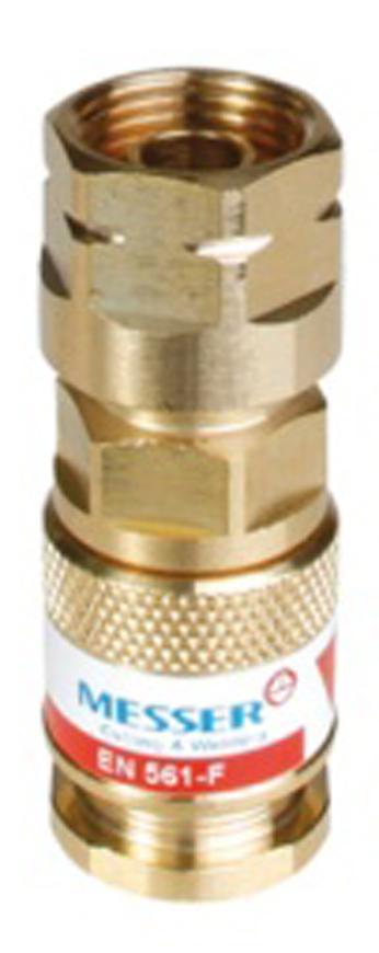 """Rychlospojka Messer 0.463.369, DKD • G3/8"""", Inert. P."""