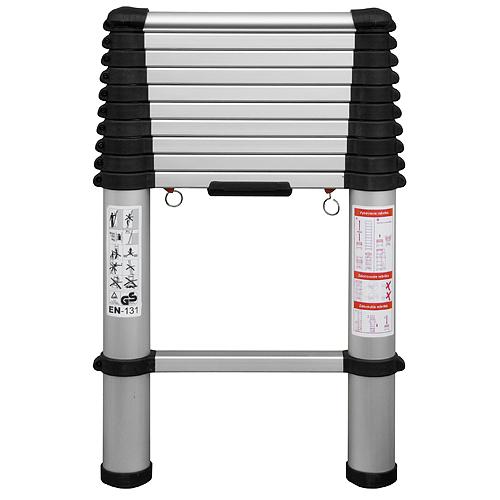 Rebrík TeleScope20 380, 0,89/3,6 m, šírka 47 cm, max. 150 kg, jednoduchý