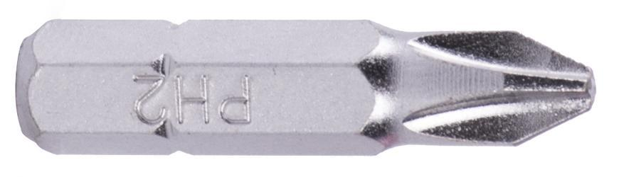 "Bit Narex 8072 82, PH 2, Hex 1/4"", 30 mm"