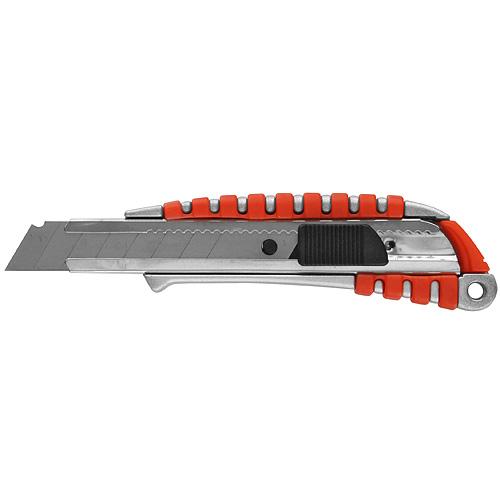 Nôž Strend Pro 18 mm, odlamovací, Alu/plast