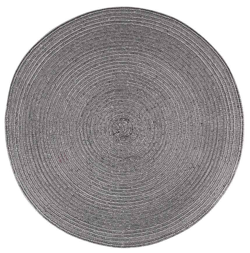 Podlozka MagicHome pod tanier, 38 cm, grafitová