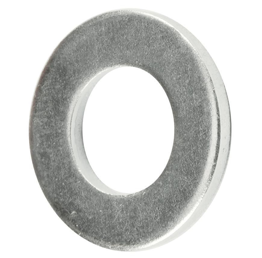 Podložka Strend Pro PACK DIN 125 Zn M10, základná, plochá, bal. 50 ks