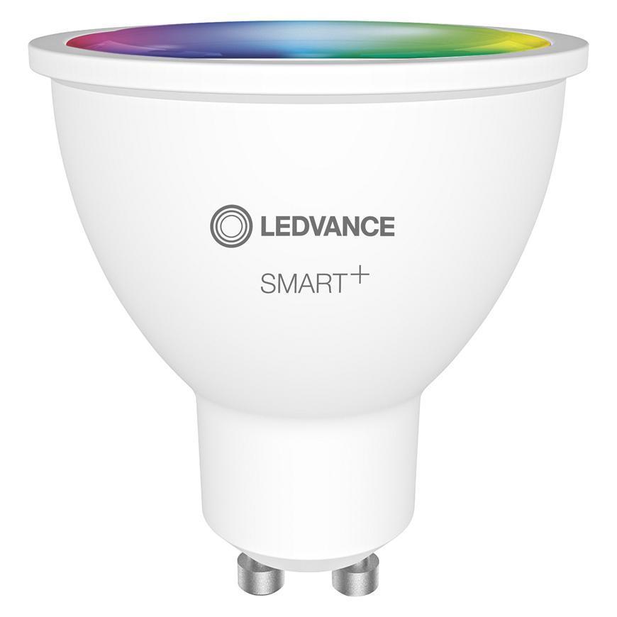 Ziarovka LEDVANCE® SMART+ WIFI 050 (ean5693) dim - stmievateľná, mení farby, GU10, PAR16