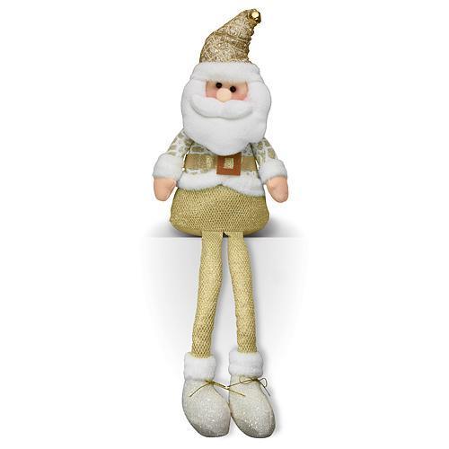 Postavička MagicHome Vianoce, Santa, 60 cm