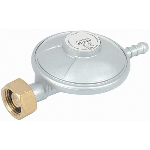 Regulátor plynu C30, 28-30 mbar, UK8 mm, EN16129