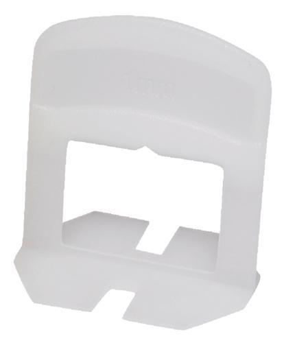 Medzernik Strend Pro LS210W, pod obklad, 1.5 mm, bal. 100 ks, plast biely