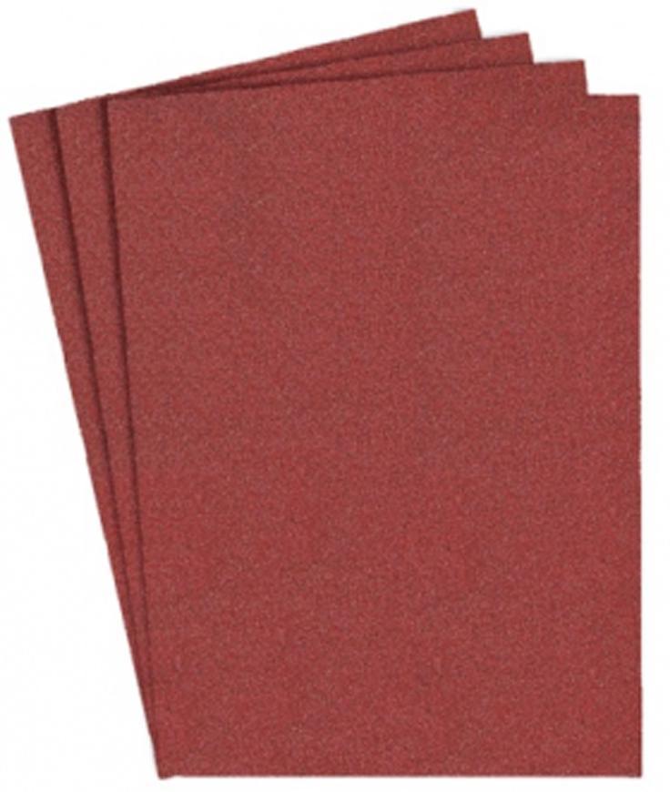 Papier GermaFlex T/RED, 230x280 mm, P150, bal. 50ks