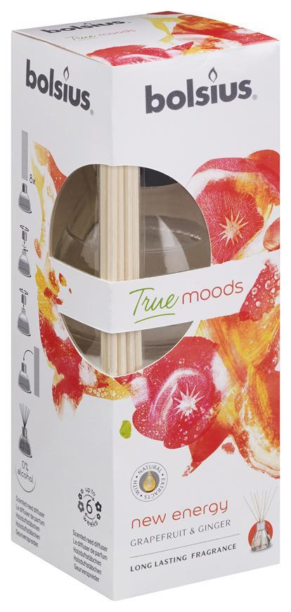 Difuzer bolsius True Moods, New energy (grapefruit a zázvor)