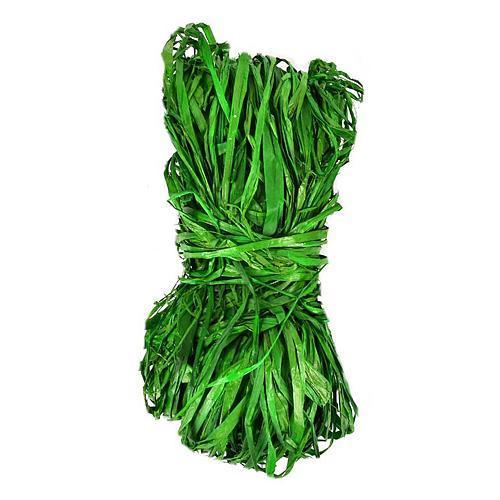 Lyko Raphia Nature, 50 g, zelené