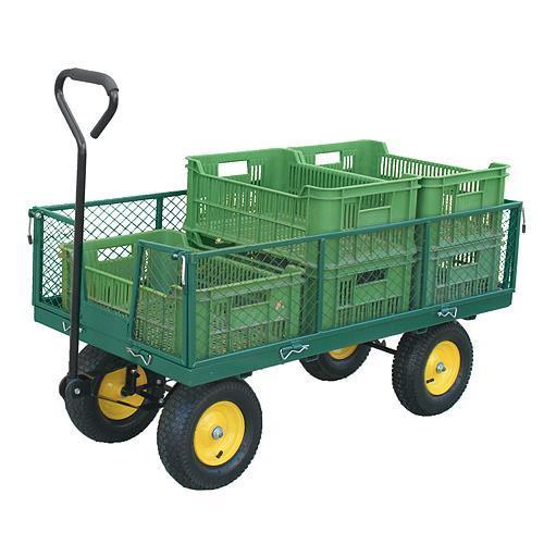 Vozik Handtruck 515, 1250x650x320 mm, záhradný