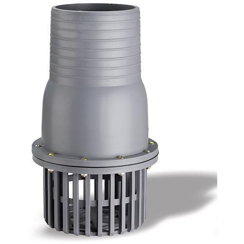 "Kos ST.NFV-1, 1-1/2"", sací, PVC"