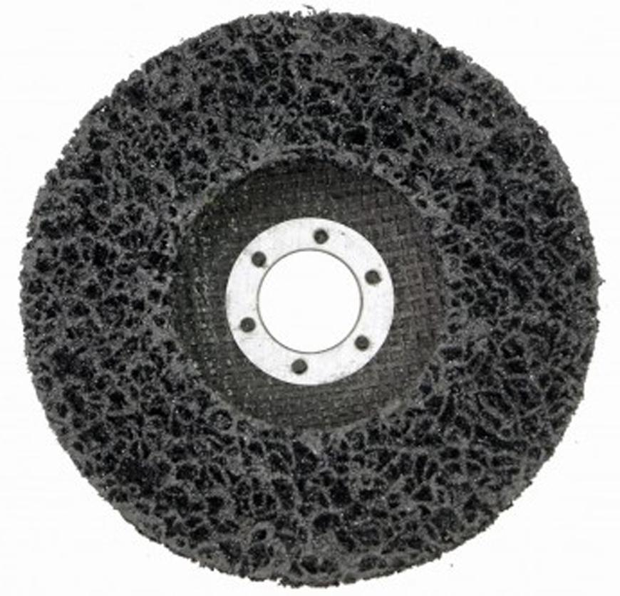 Disk Germaflex Nylon 125x22.2 mm, 9.500ot, strips