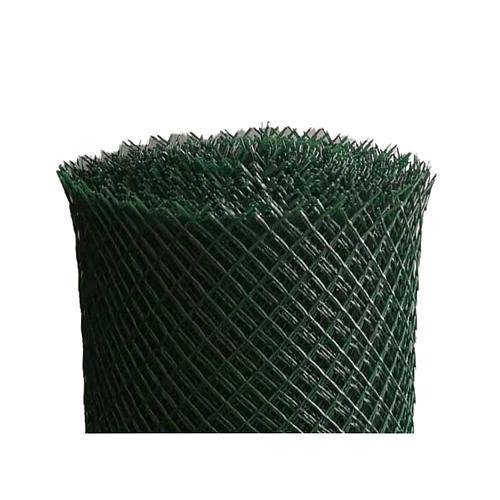 Pletivo ECONOMY 6, 1000/20 mm, 300g/m2, zelene, celoplastove, bal. 25m