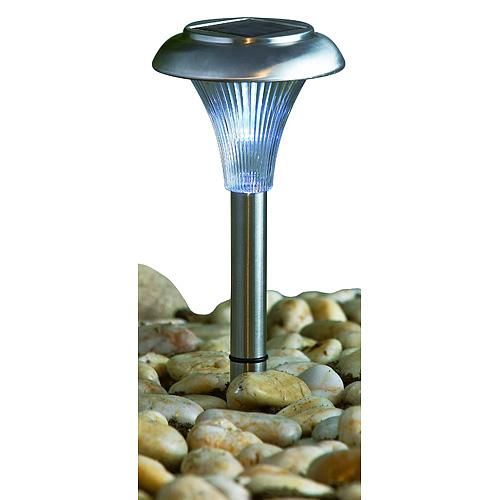 Lampa Solar Segin, 270 mm, bal. 2 ks, 2 Led, SS+PP