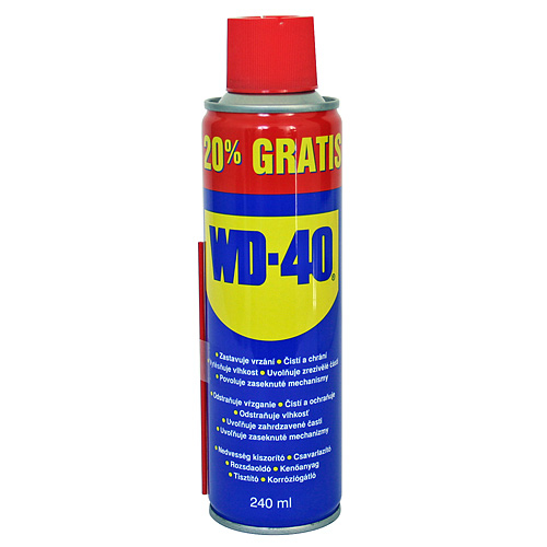 Sprej WD-40® 0250 ml