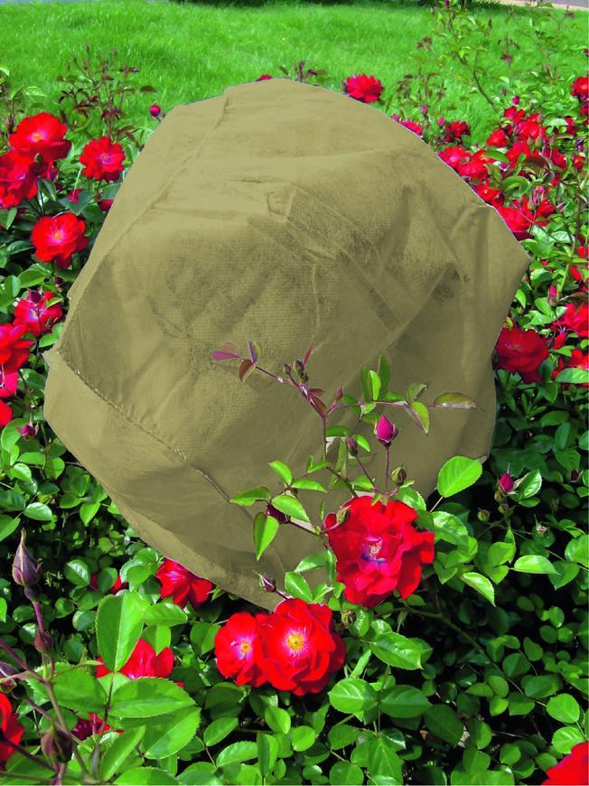 Návlek Strend Pro, 30 g, béžový, ochranný, proti mrazu, netkaná textília, 80x75 cm, 3 ks