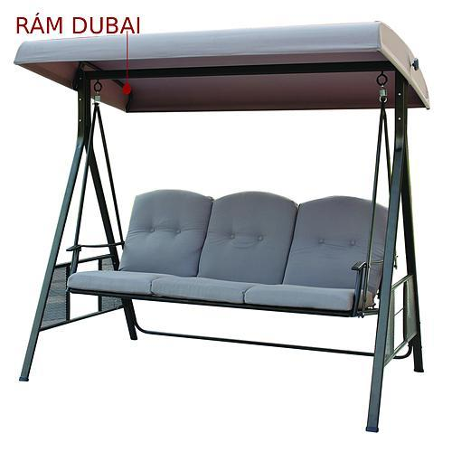 Rám DUBAI, strechy, TL