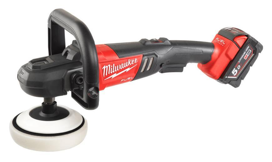 Lesticka Milwaukee M18 FAP180-502X, 2x5.0Ah