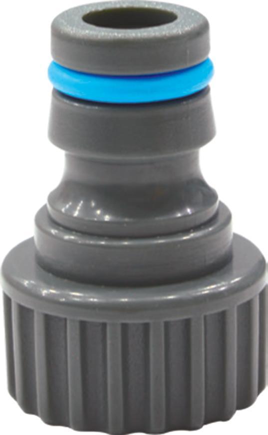 "Adaptér AQUACRAFT® 550360, G 1/2"""