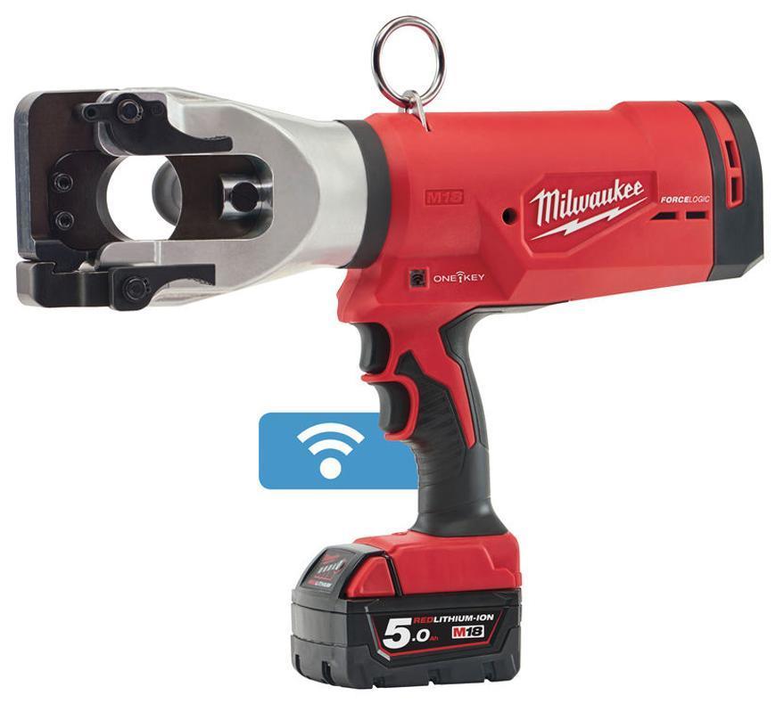 Noznice Milwaukee M18 HCC45-522C, hydraul., na kable 44mm