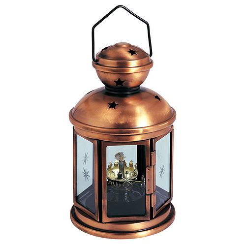 Lampas MagicHome CL0425A, Nightstar, Cu, EN14059, na petrolej