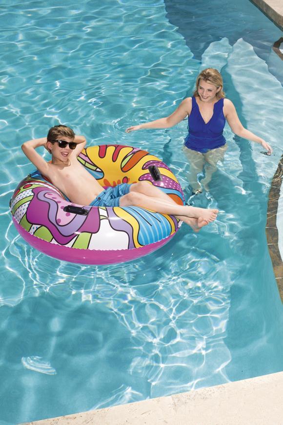 Kruh Bestway® 36125, POP Swim, nafukovací, 1,19 m