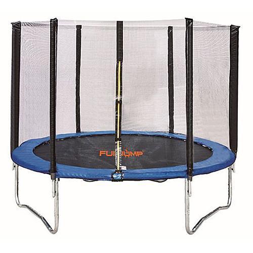 Trampolína Skipjump XT12, 360 cm, sieť, rebrík
