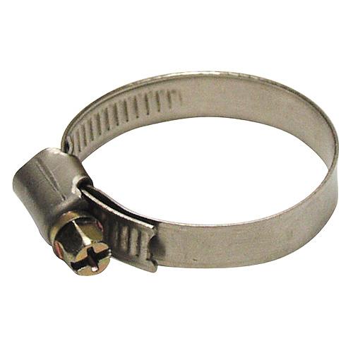 Spona upínacia S301 12-020 mm, na hadicu, Inox, nerez