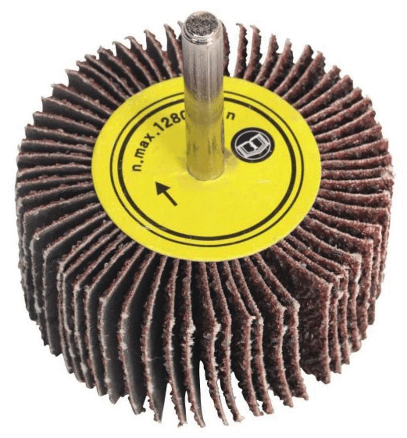Kotuc STARCKE Spiner A 60x25-6 mm, P040, stopka, lamelový