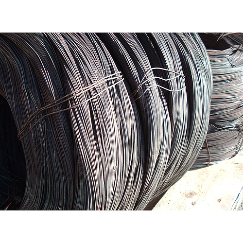Drot Bwire Fe 5,00 mm, Bal 50 kg, čierny