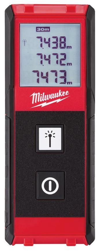 Dialkomer Milwaukee LDM 30, 30m, laserovy