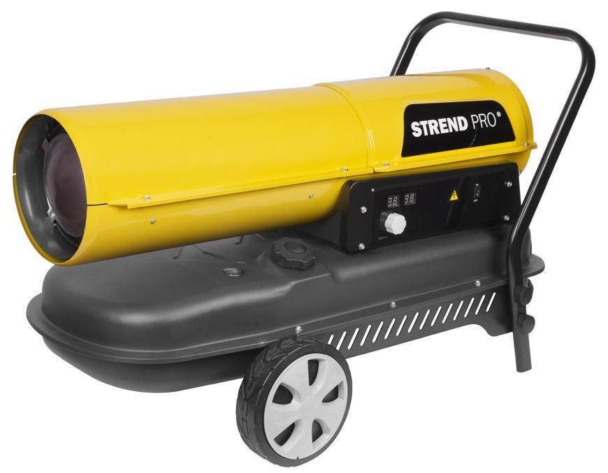 Ohrievač Strend Pro BGO1601-50, max. 50 kW, naftový