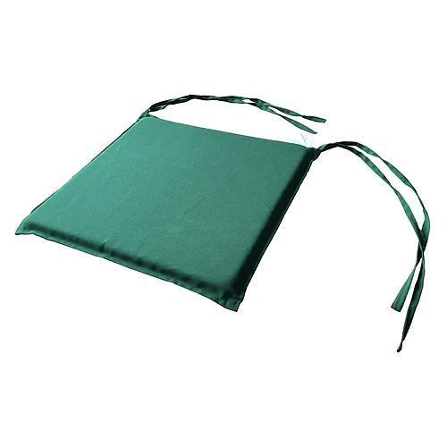 Podlozka LEQ HOBRO, zelená, 39x36x2 cm, stolicka