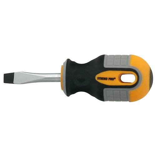 Skrutkovač Strend Pro 372.015, , 5x038 mm, Mini, plochý