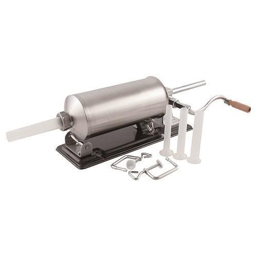 Plnicka Porking SM208, na klobásy a jaternice, horizontálna, 4 kg, ručná