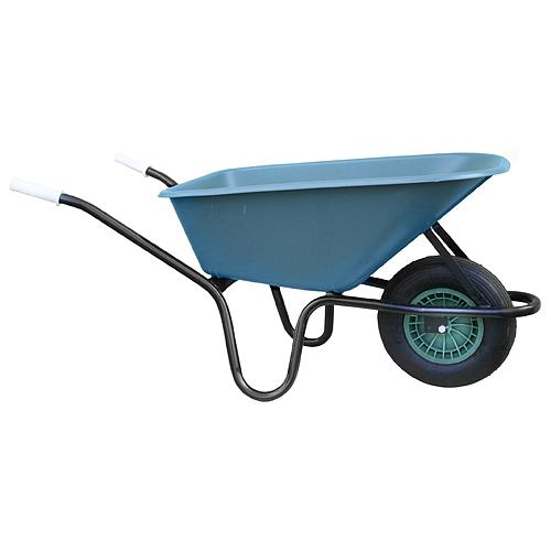 Furik Greenlawn 100 lit, plast, záhradný, s nafukovacím kolesom