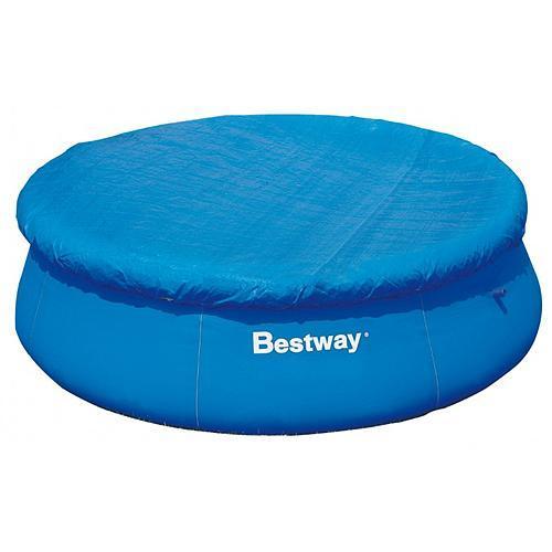 Plachta Bestway® FlowClear™, 58032, bazénová, 2,44 m, Fast Set™, PE