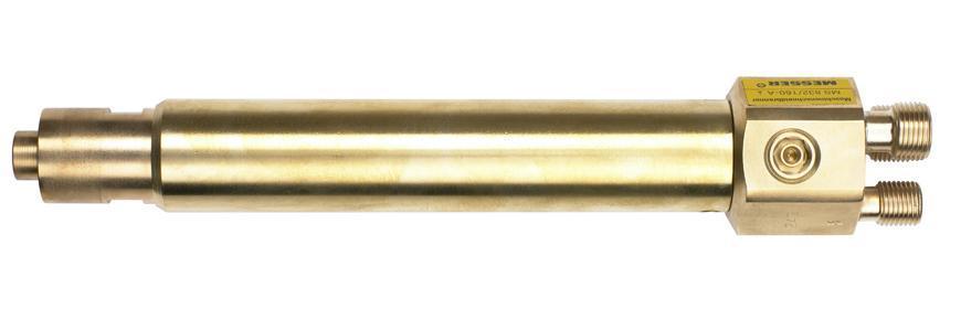 Horak Messer 716.11149, MS 832-A, 160mm, rezaci, strojny