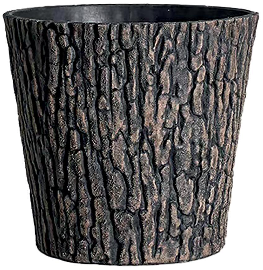 Kvetinac GDA Woodeff 839, walnut, 37,5x30 cm