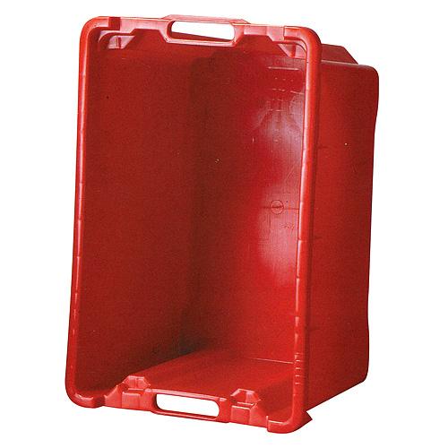 Prepravka ICS M400000, 40 lit, 56x35x31 cm, červená