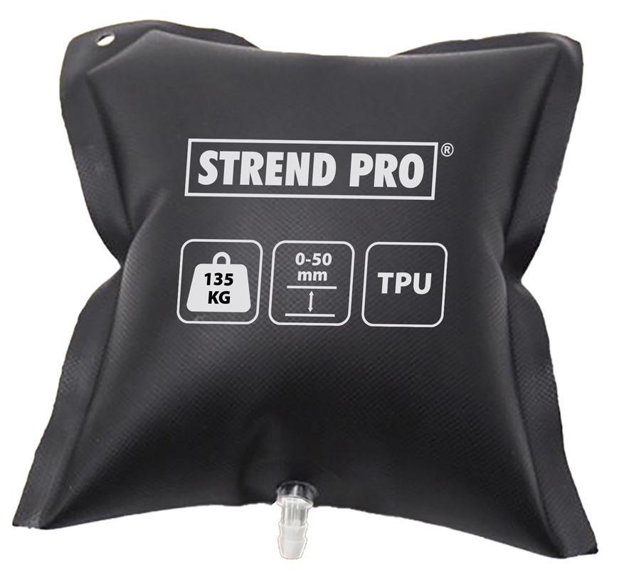 Vankúš nafukovací Strend Pro OD-77604, montážny vak s pumpou, max. 135kg
