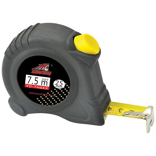Meter WorkTiger 6K 05,0 m, 19 mm, Auto Stop, zvinovací