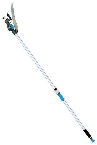 Nožnice AQUACRAFT® 320146, na konáre, s píloku, teleskopické, max. 2 m