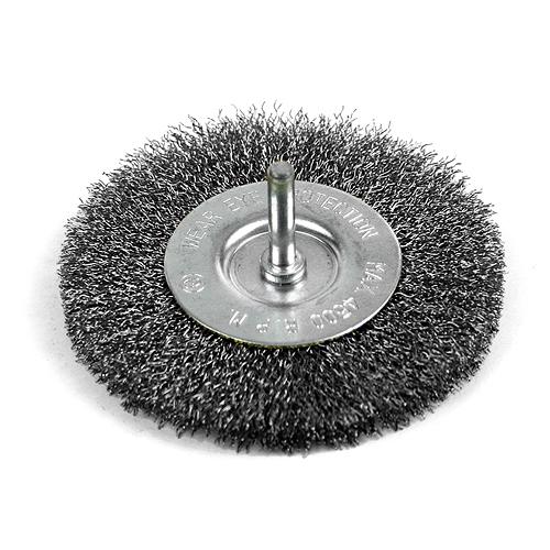 Kefa Strend Pro CWB-508 050 mm, okružná, vlnitá, so stopkou, drôt 0,3 mm