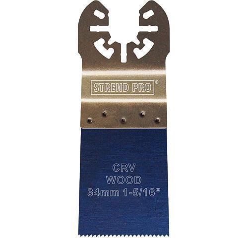 Nástroj Strend Pro FC-W025 pílový list 34 mm, na multibrúsku, Cr-V