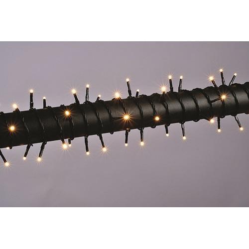 Reťaz MagicHome Vianoce, 80 LED teplá biela, 230V, exteriér, L-8 m